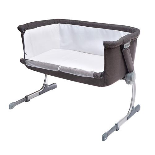 colecho gris para bebe + mochila de regalo infanti