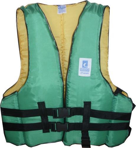 colete salva-vidas nomura colorido de 145 kg com 03 cintos