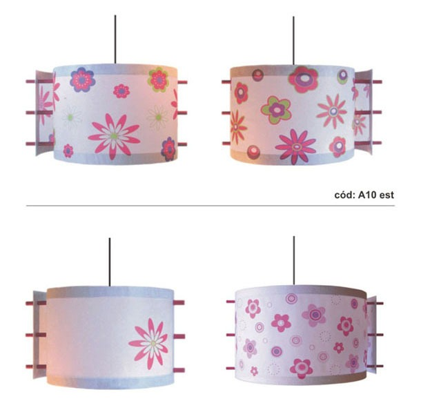 955f16287111 Lámparas Colgantes Para Niñas Y Jovenes, Nuevos Diseños