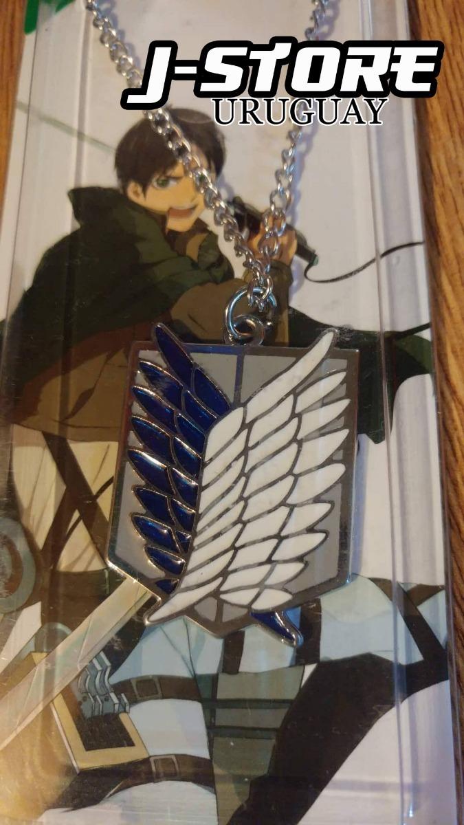 Collar Alas De La Libertad Shingeki No Kyojin Snk