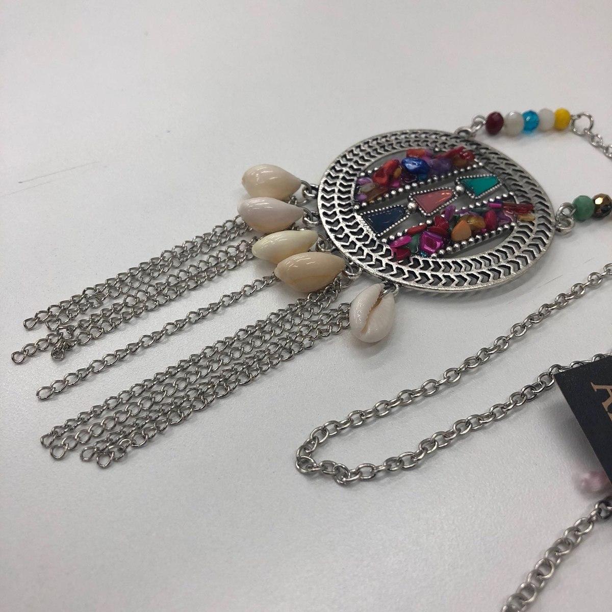 941d5e1cda55 Collar Comun De Bijou Dama Moda Elegante Accesorios -   540