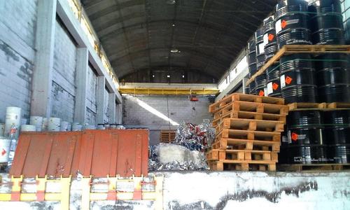 colman e instrucciones,planta industrial-logistica