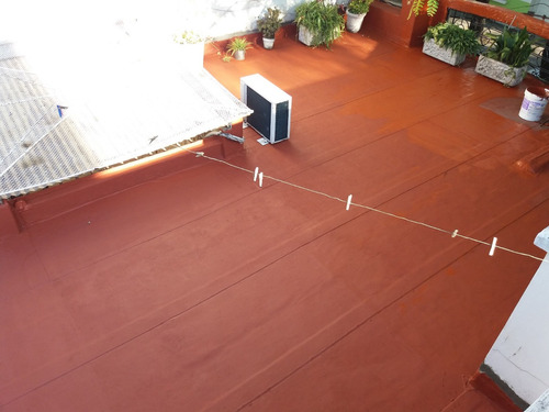 colocación de membrana asfaltica 4mm