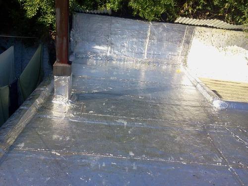 colocacion de membranas asfalticas