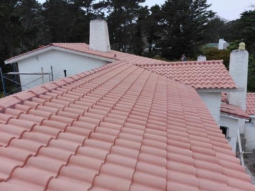 colocación de tejas,chapa teja. arreglos . lavados de techos