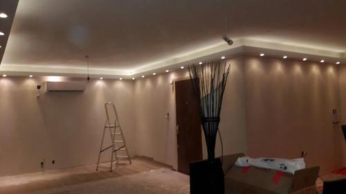colocacion  trabajos yeso paredes cielorraso revestimiento