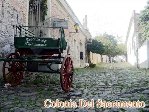colonia del sacramento .. excursion