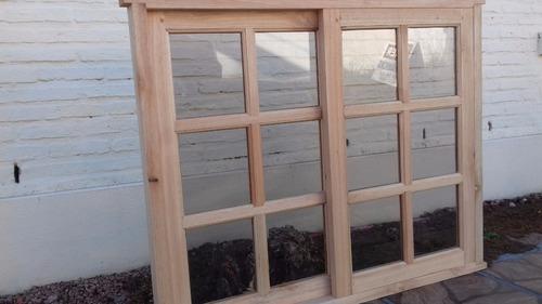 colonialesventanas madera seleccionada primerísima calidad