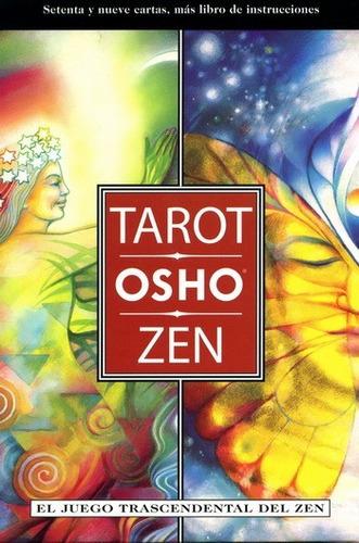 combo cartas tarot osho zen digital para imprimir + libro