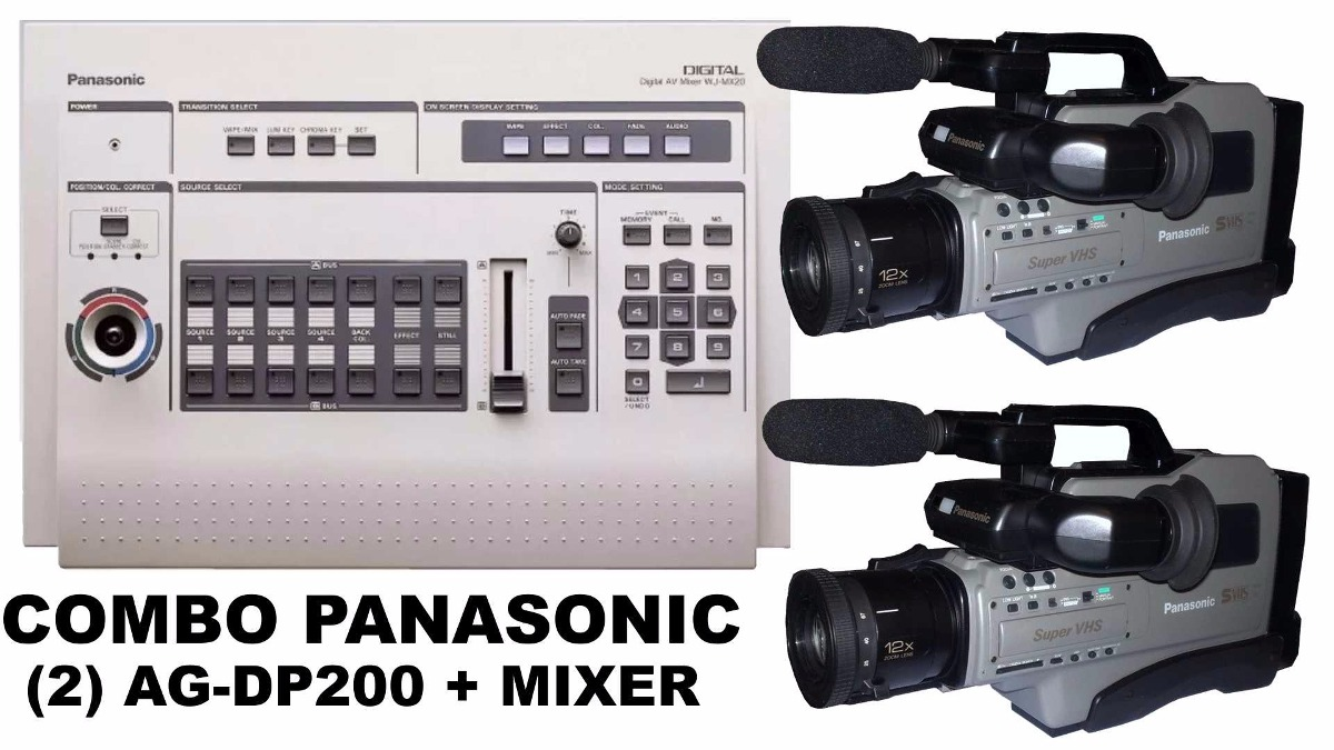 manual panasonic wj mx20