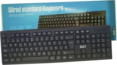 combo para escritorio | teclado | mouse | auriculares | pad