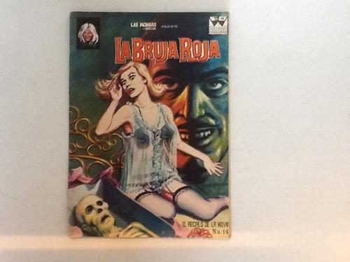 comic las momias presenta la bruja roja  num. 14