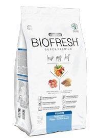 comida biofresh perros cachorros 12kg + envío + snack