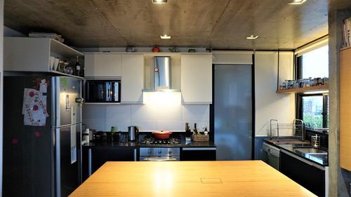 como una casa !! divino penthouse duplex en pta. carretas