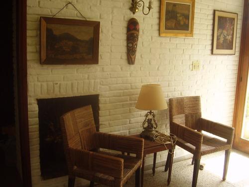 cómoda casa en pinares, punta del este