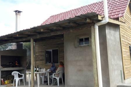 comoda y linda cabaña disponible enero 20-30