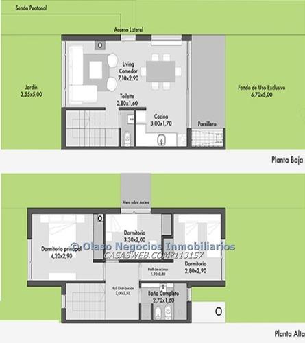 complejo vitta, oportunidad, 3 dormitorios, mucho verde!!