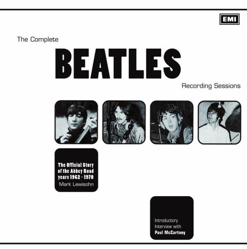 complete beatles recording sessions the sterling de sin dato