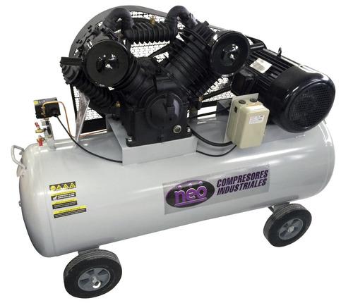 compresor de aire 300l trifasico ce1030/10/220/50t neo g p