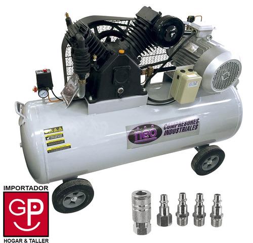 compresor de aire 300l trifasico ce1030/7,5/220/50t neo g p