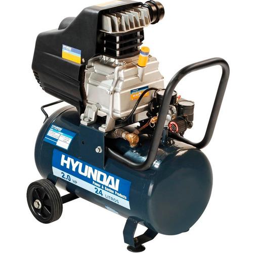 compresor hyundai 24 litros 2 hp g p