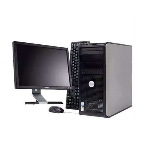 computadora completa core 2 duo 2gb 250gb con monitor