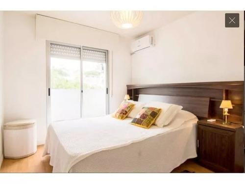 con muebles pocitos con garage 1 dormitorio impecable