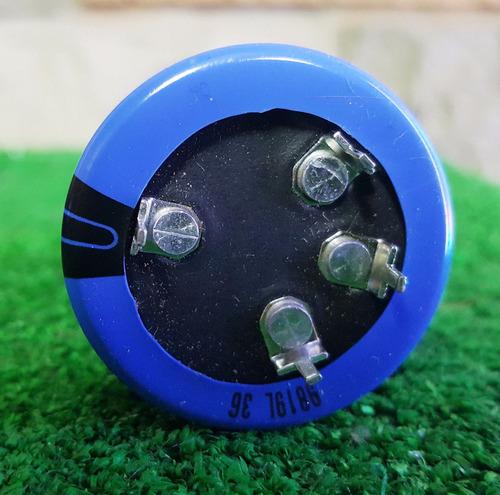 condensador capacitor electrolítico 8200mf x 100v