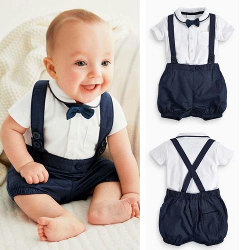 conjunto corto para bebé hermoso