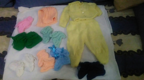 conjunto de bebé a solo 400 pesos