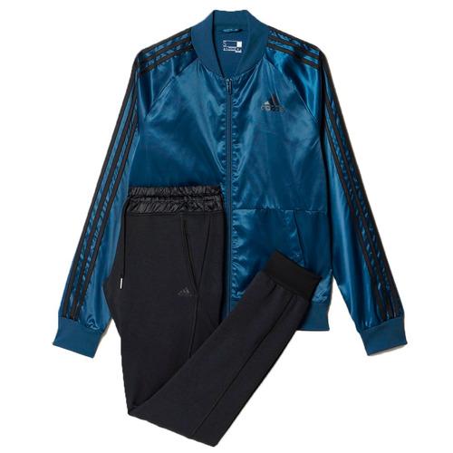 conjunto deportivo adidas de dama equipo campera y pantalón