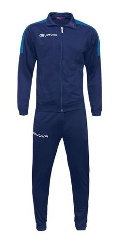 conjunto pantalón campera givova de equipamiento mvdsport
