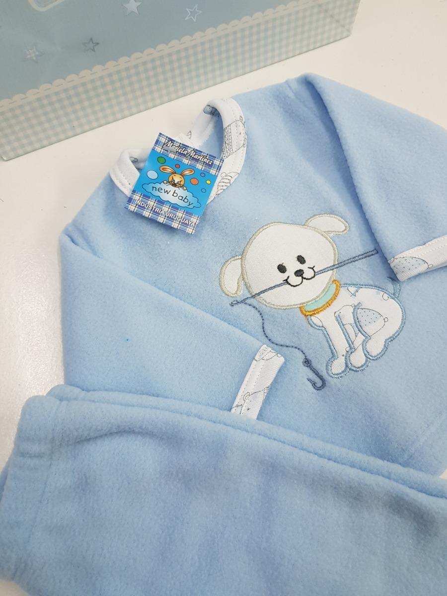 a3c1d2793 Conjuto Micropolar New Baby Para Bebito Recién Nacido - $ 520,00 en ...
