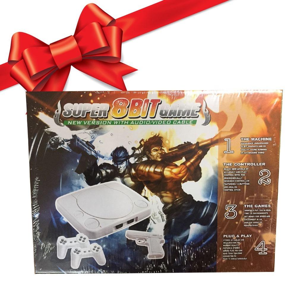 Consola Family Game Con Controles Juegos Y Pistola Regalo U S 28
