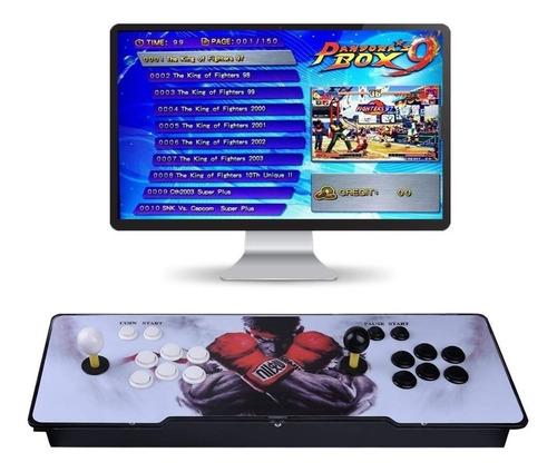 consola juegos retro 1500 juegos clasicos pandora box 9