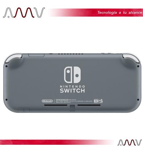 consola nintendo switch lite original 5,5 nvidia wifi amv