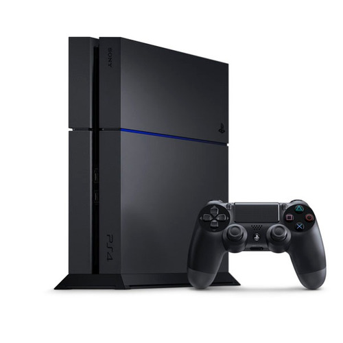 consola playstation 4 500gb + pro evolution 2015