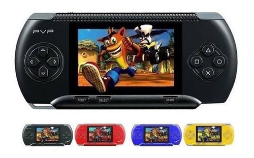 consola portatil con pantalla con juegos incorporados