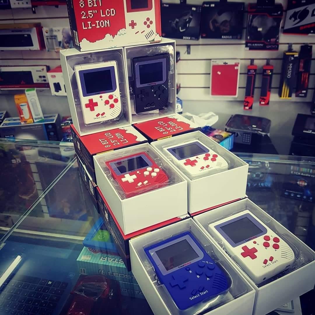Consola Portatil Juegos 8 Bits Family Game U S 50 00 En Mercado Libre