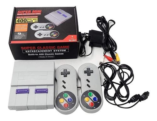consola retro super mini tipo nintendo video juego mvd sport