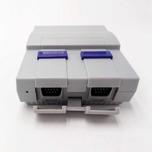 consola super nintendo video juego