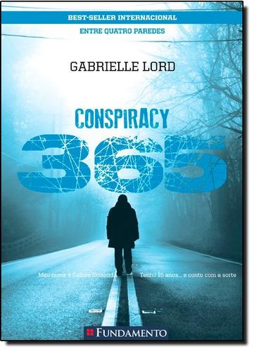 conspiracy 365 05 maio entre 4 paredes de lord gabrielle