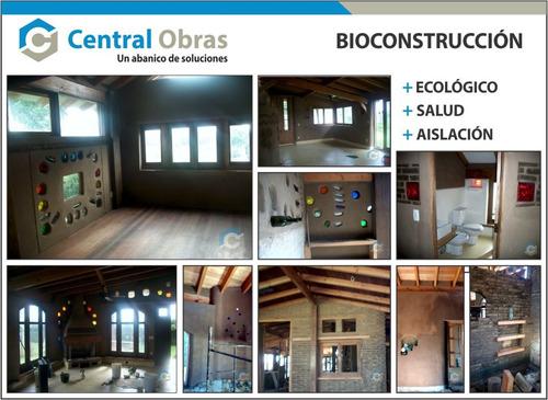 construccion steel framing  bioconstruccion obras tramites