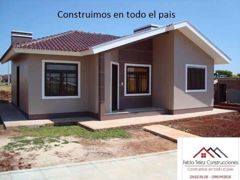 Construccion venta de casas construcciones en todo el pais en mercado libre - Construccion de casas ...