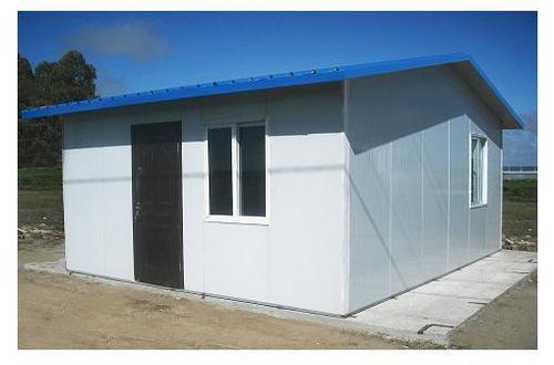 construcciones en izopanel