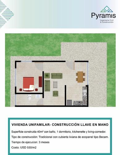 constructora - tradicional- steel framing - sustentable