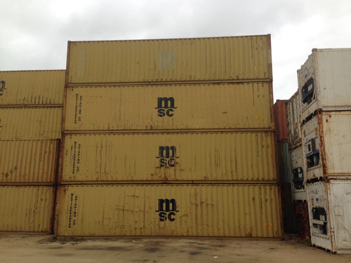 contenedores 40 pies std y hc