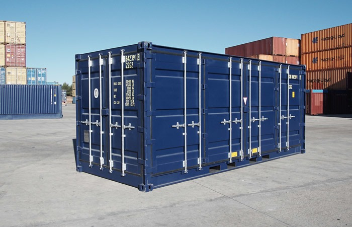 contenedores marítimos containers usados y nuevos vacíos