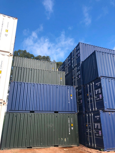 contenedores maritimos nuevos y usados