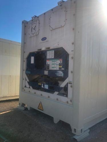 contenedores reefers camara frigorifica frio congelados